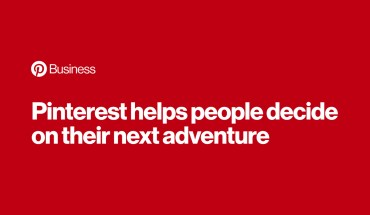 Who's Your Best Guide to Plan the Next Vacation or Adventure Trip: Pinterest! - Infographic