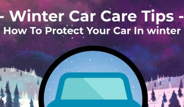 How to Protect Your Car (And Your Family) in Winter - Infographic