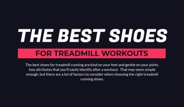 What's Your Best Shoe for Treadmill Workouts? - Infographic