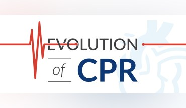 The Discovery and Evolution of CPR - Infographic
