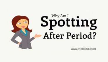 Why Spotting Happens After a Period: 6 Reasons - Infographic