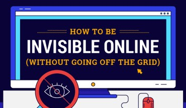 Don the Invisibility Cloak: How to Protect Your Online Privacy - Infographic