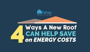 How the New Roof Can Help You Save on Energy Costs - Infographic