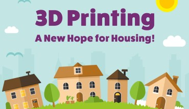 The Future is 3D: How 3D Printed Houses Can Solve Housing Crisis - Infographic
