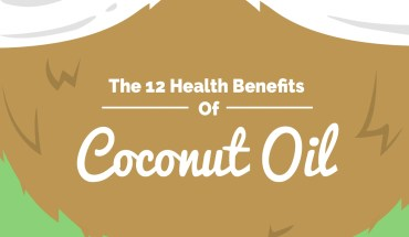 The Truth About Why Coconut Oil is a Superfood - Infographic