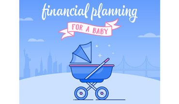 Plan Ahead for Your Childs Future: Financial Planning Guide - Infographic