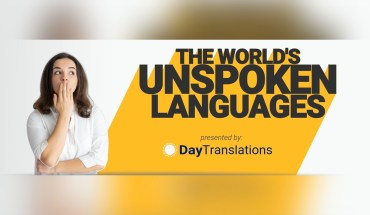Sounds that Speak: The World's Unspoken Languages - Infographic