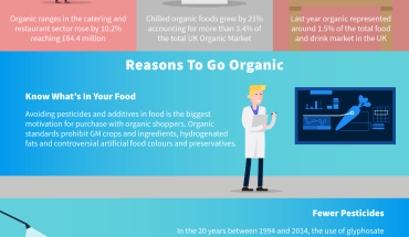 Why More and More People are Going Organic - Infographic