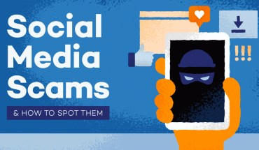 Dangers and Pitfalls of Social Media Scams and How to Prevent Them - Infographic