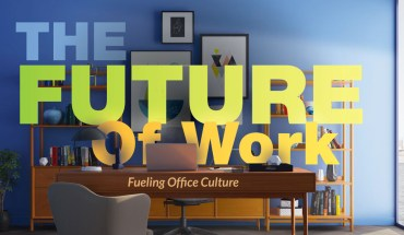 The Office Of The Future - Infographic