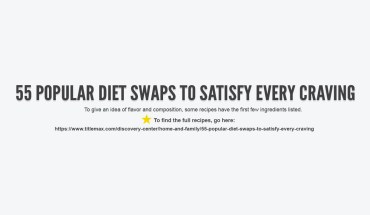 55 Ways to Cheat on Your Diet the Healthy Way - Infographic