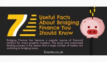 Bridging Finance: 7 Key Facts - Infographic