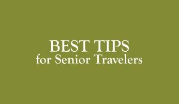 Practical Tips for Senior Travelers - Infographic