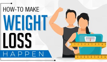 Make Weight Loss Happen the Old-Fashioned Way - Infographic