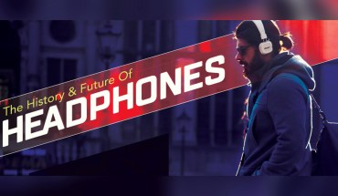 The History & Future Of Headphones - Infographic