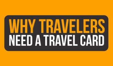 Why Travelers Need A Travel Card? - Infographic