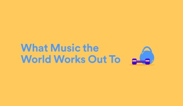 What Music is the World Working Out to? Global Workout Music Chartbusters - Infographic