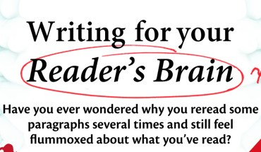 Key to Effective Writing: Understand the Readers' Brain - Infographic