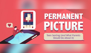 Is Teaching Your Kids About the Perils of Sexting the New Potty Training? - Infographic