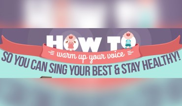 Sing Like A Pro: Warm-up Exercises For Your Vocal Cords - Infographic