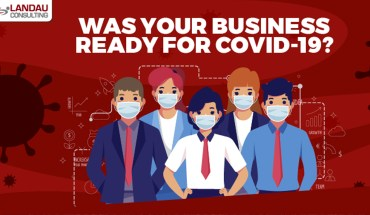 Was Your Business Ready for COVID-19? - Infographic