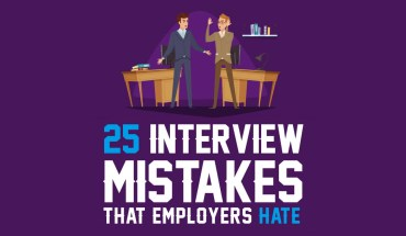 Do NOT Do These Things At An Interview