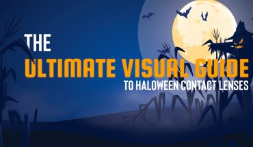 Halloween 2020: The Perfect Time For Novelty Contact Lenses
