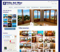 Villa del Mar, All-Inclusive Costa Rican Vacation Villa
