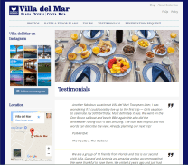 Villa del Mar, All-Inclusive Costa Rican Vacation Villa