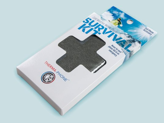 Therma-Phone - Cell Phone Accessory Packaging | Graphic Visual Solutions - Labels & Packaging