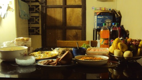 New Year's Eve Feast