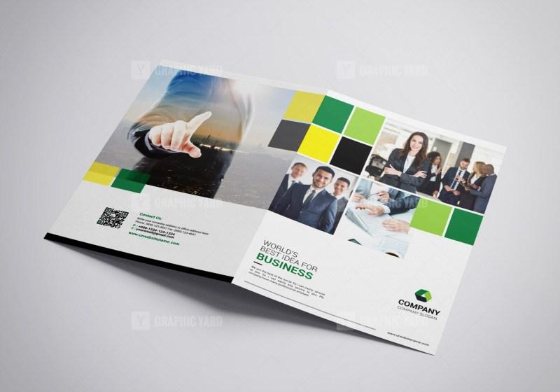 Marketing Brochure Template