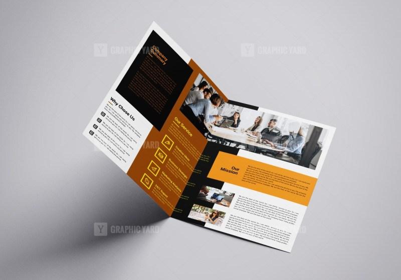 Best Bi-Fold Brochure