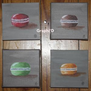 Macarons coul
