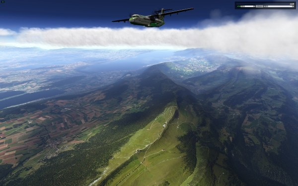 X-Plane 10: Experimenting with art controls (Raleigh ...