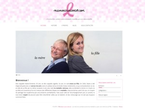maman a un cancer – le blog