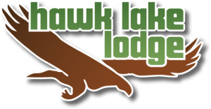 Hawk Lake Lodge Logo