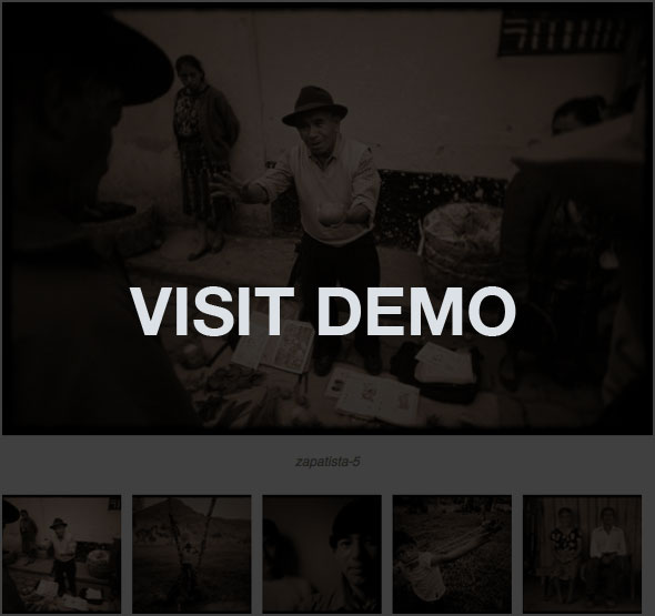 Photo Galleria demo
