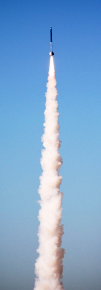 Rocket Liftoff
