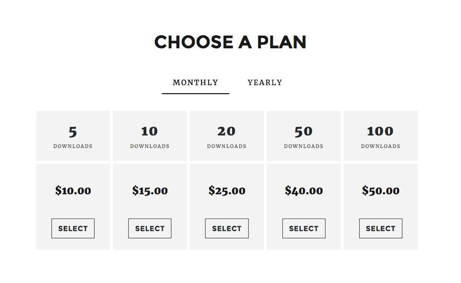 Sell Media Subscription Plans 2