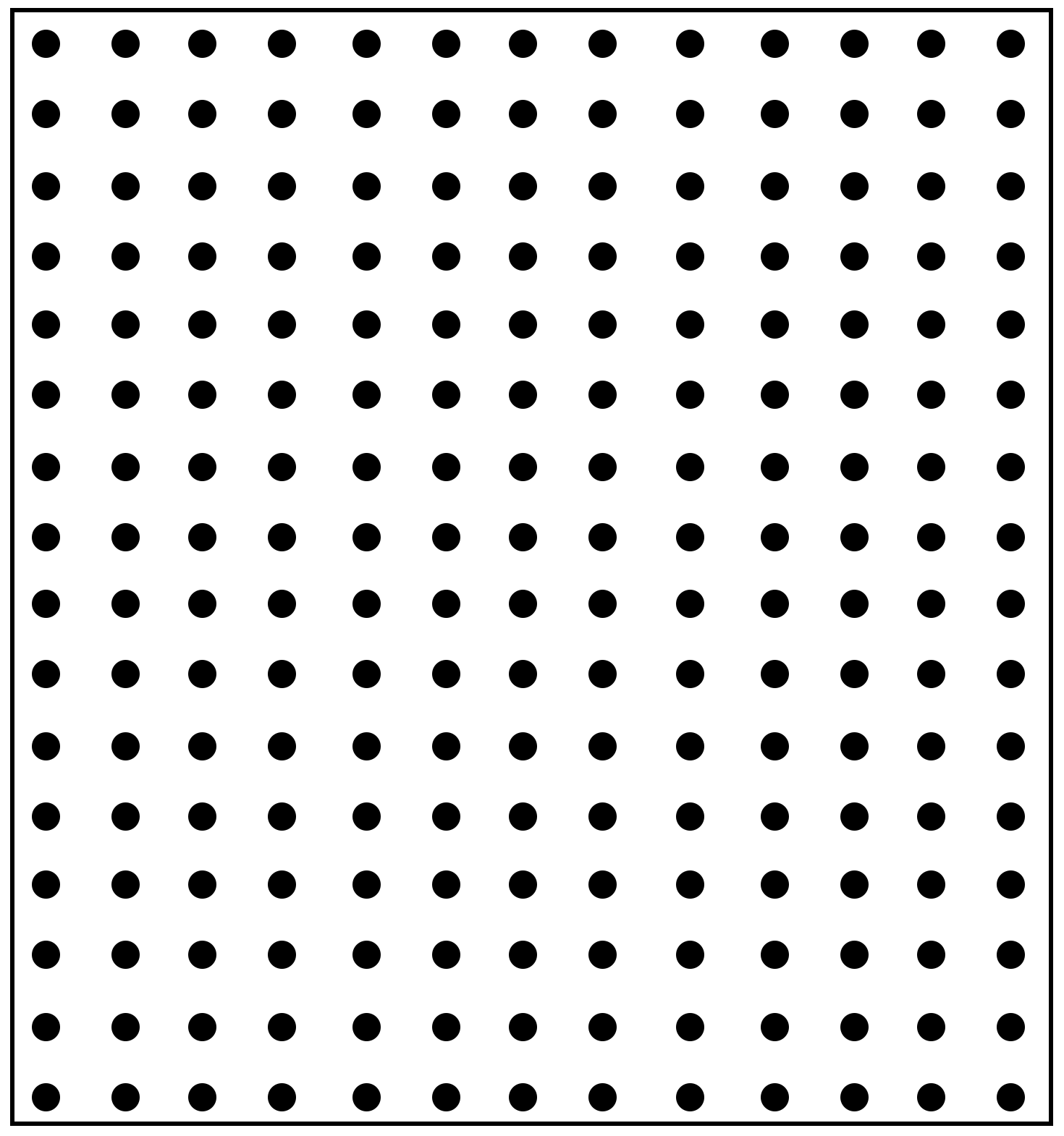 5 Free Printable Dot Paper Template