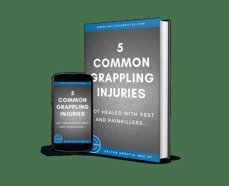 5 common bjj injuries