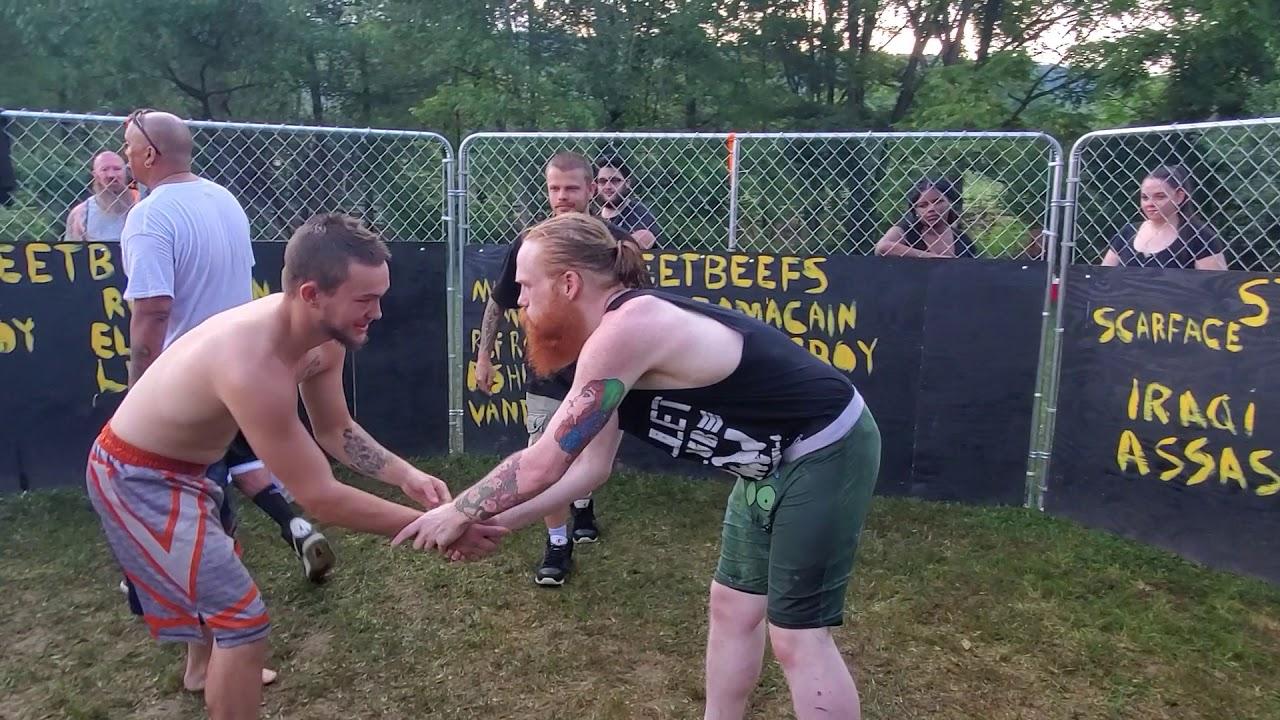 Watch: Backyard Fight Club Streetbeefs Holds Its First ...