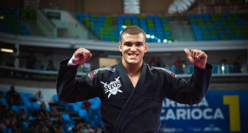 Kaynan Duarte doping violation