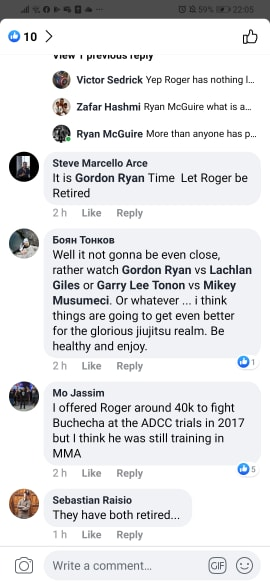 mo jassim on roger gracie v gordon ryan