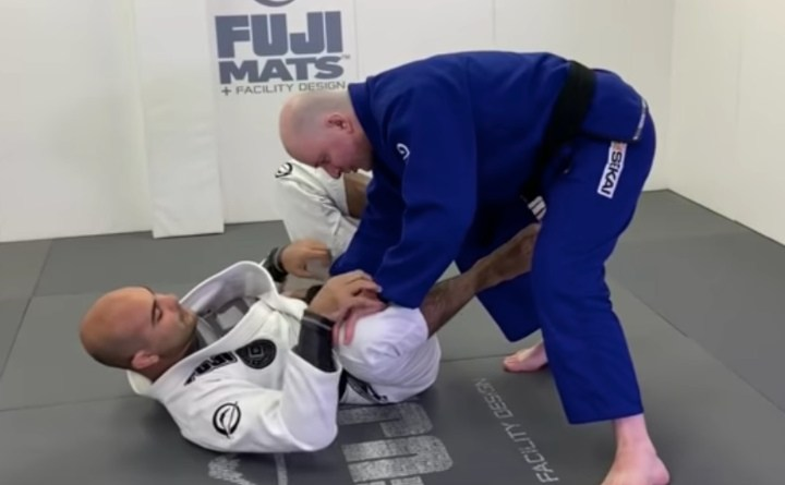John Danaher Guard Passing