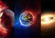 Hidden Facts Of Universe