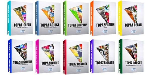 Topaz Labs (Photoshop Plugins)