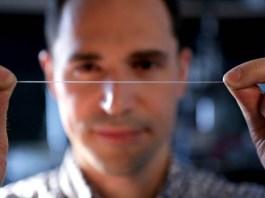 elastic fiber filled with electrodes set to revolutionize smart clothes