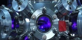 portable atomic clock